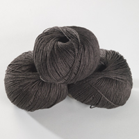 Summer Linen - black brown 50g