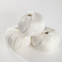 Summer Linen - brilliant white 50g - Click Image to Close