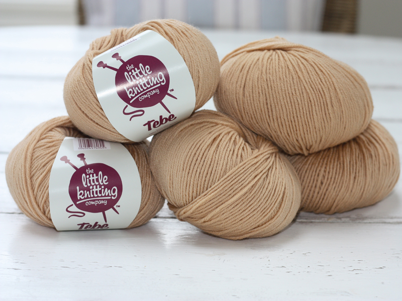 100% Extra Fine Merino Wool - butterscotch 50g - Click Image to Close