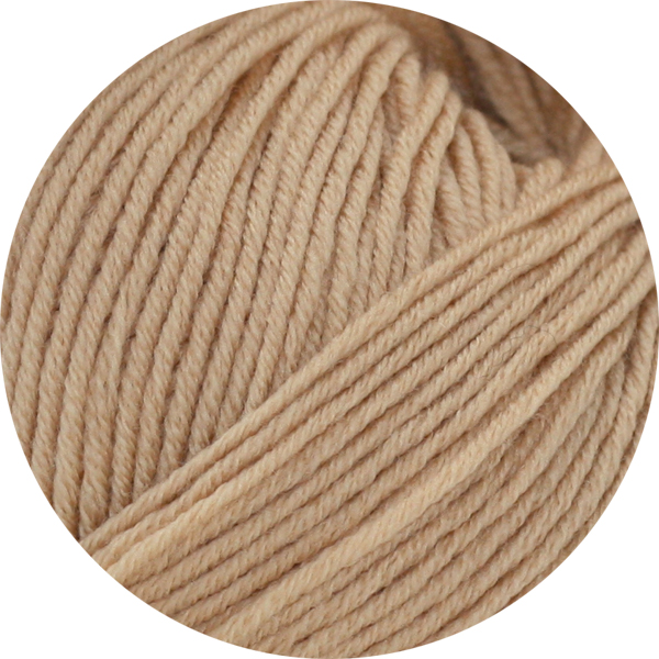 100% Extra Fine Merino Wool - butterscotch 50g