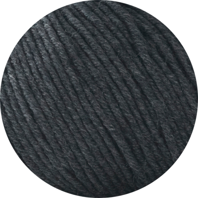 100% Extra Fine Merino Wool - graphite 50g - Click Image to Close