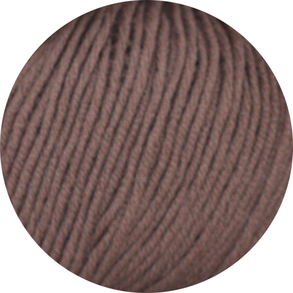 100% Extra Fine Merino Wool - chocolate mousse 50g - Click Image to Close