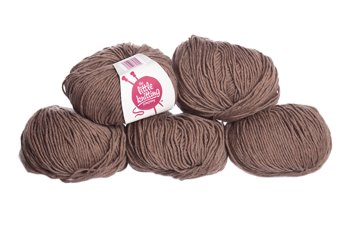 100% Extra Fine Merino Wool - cookie 50g