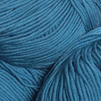 100% Extra Fine Merino Wool - French blue 50g