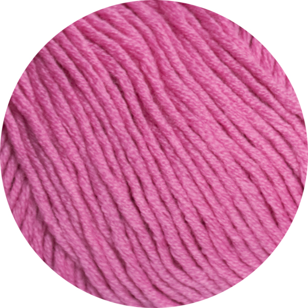 100% Extra Fine Merino Wool - magenta 50g - Click Image to Close