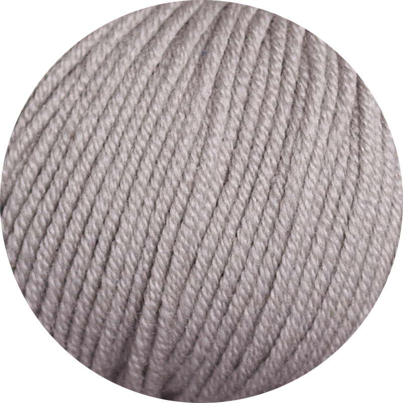 100% Extra Fine Merino Wool - mink 50g - Click Image to Close