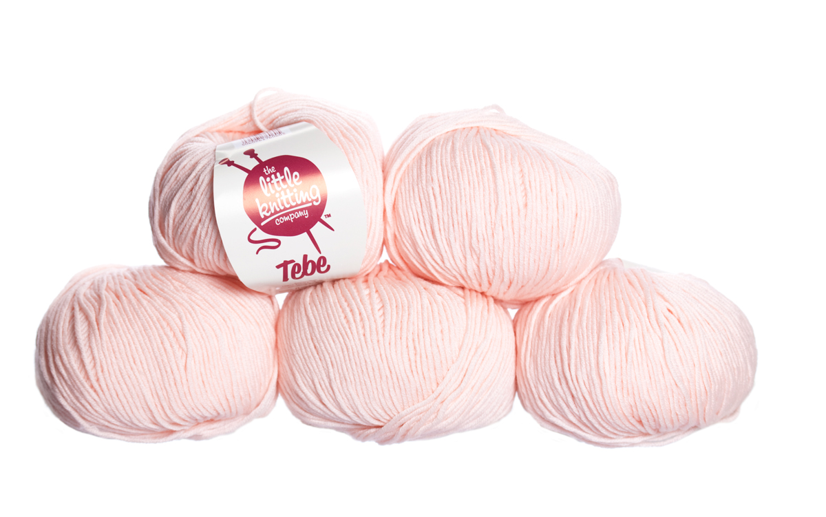 100% Extra Fine Merino Wool - powder puff 50g