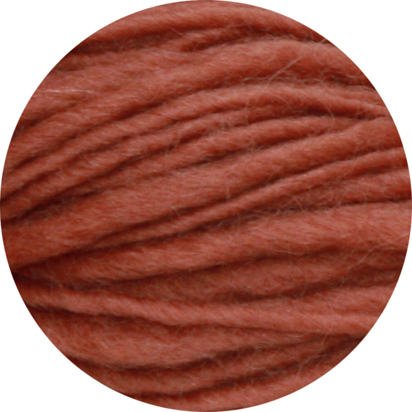 Tooti Fruiti - 100% Virgin Merino Wool - Burnt Orange 100g