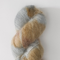 50% Superfine Kid Mohair - ore 60g