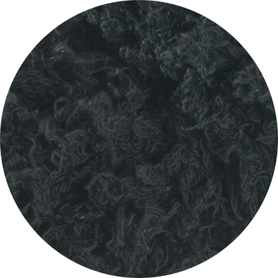 Cashmere Fur - black 100g