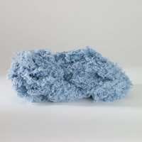 Cashmere Fur - sky blue 100g - Click Image to Close