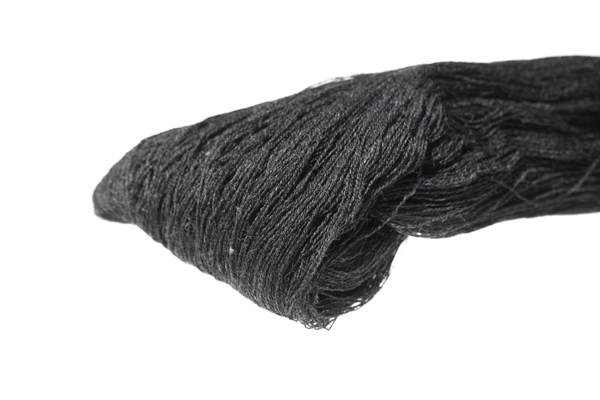 Zephir 50 lace - anthracite grey melange 40 100g - Click Image to Close